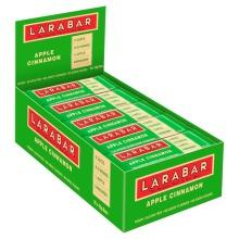 LÄRABAR Original Fruit & Nut Bar Apple Cinnamon 16x45g BestBef 09.08.21