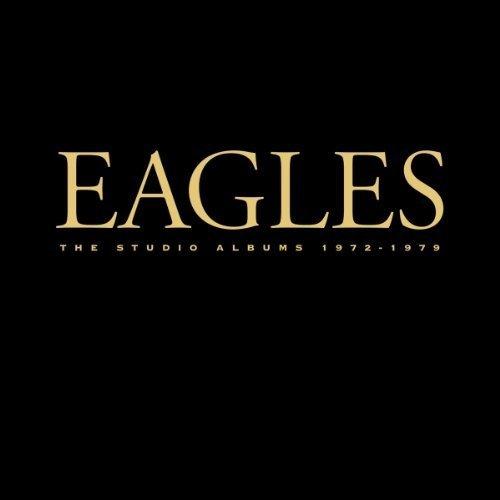 Eagles - the Studio Albums 1972-1979 [CD]