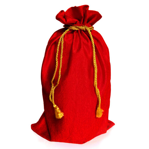Red Velvet Pouches Gift Wrapping Jewellery  Gift Cover(Set Of Two)