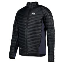 Helly Hansen Mens Verglas Hybrid Insulator Jacket Quilted Coat Black 62767 990
