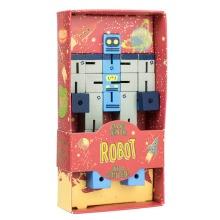 Professor Puzzle - Puzzle Planet Robot