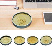 Squid Game Cookie cutters set of 4 - Metal