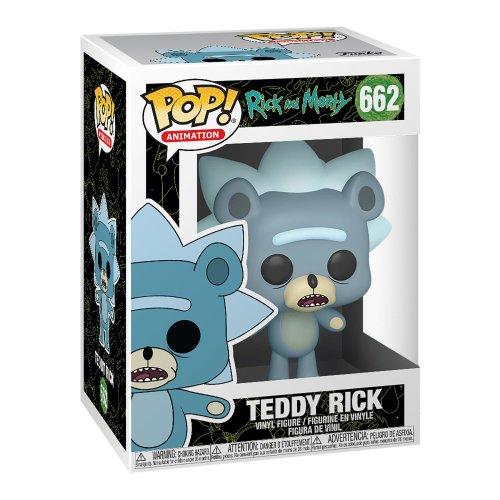 Funko Pop! Vinyl Rick & Morty Teddy Rick