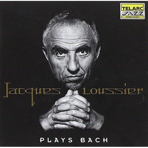 Loussier Jacques - Plays Bach [CD]