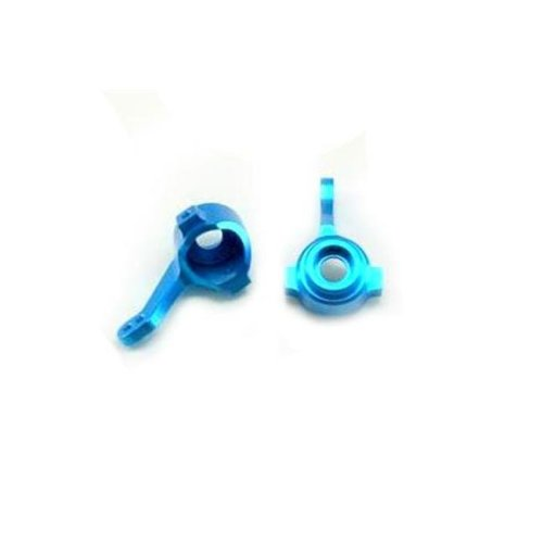Aluminum Steering Arm - Blue - For All  Vehicles