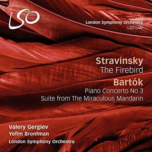 London Symphony Orchestra and Gergiev - Fire Bird [CD]