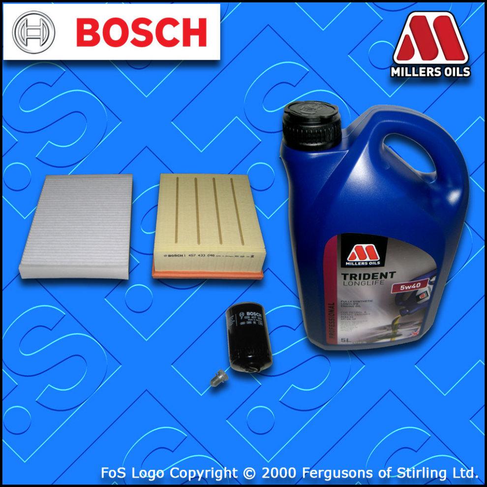2000-2008 B6//B7 1.8 TURBO 20V OIL FILTER PLUGS SERVICE KIT for AUDI A4