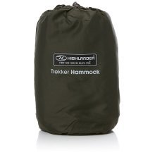 Highlander Pro Force Trekker Hammock - Olive Green