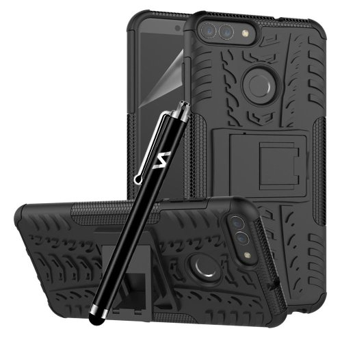 For Huawei P Smart Tough Shockproof Case Cover