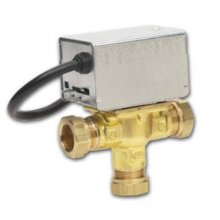 Honeywell V4073A1039 Motorised Mid-Position Diverter Valve