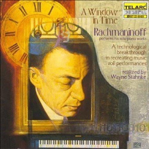 Ergei Rachmaninov - Rachmaninov: Solo Piano Works, a Window in Time [CD]