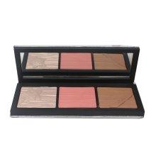 Mac Shiny Pretty Things Face Compact Blush Bronzer Highlighter 0.49oz -Fair-