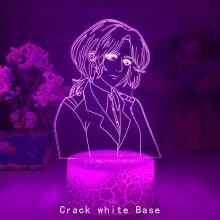 Anime 3d Light Attack on Titan Pieck Finger Lamp