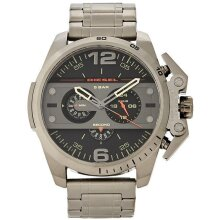 Diesel Mega Chief Men's Watch Chronograph DZ4363,New with Tags