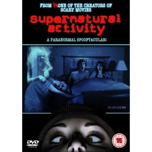 Supernatural Activity DVD [2012]