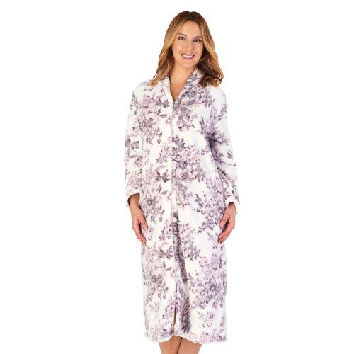 Slenderella HC4312 Women's Housecoats Floral Dressing Gown