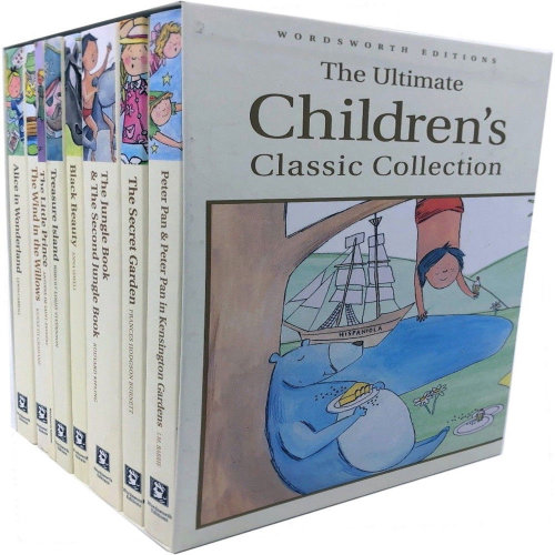 Ultimate Childrens Classic Collection 8 Books