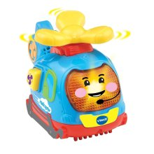 Vtech Toot-Toot Drivers Helicopter With 3 Songs and 6 Melodies Preschool Toy Ages 1- 5 Years