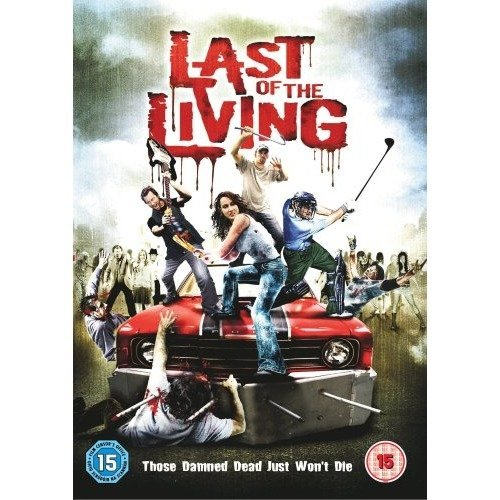 Last Of The Living DVD [2009]