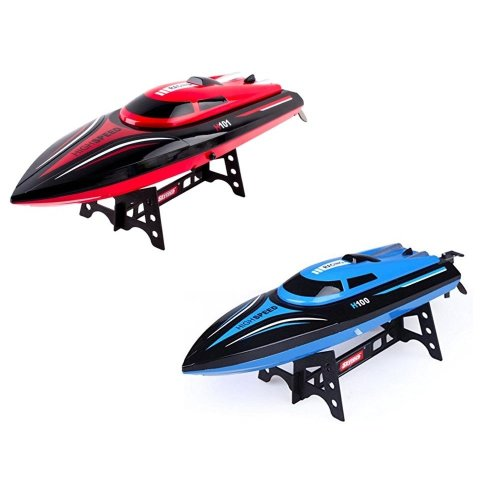 deAO Toys Radio Controlled 2.4GHz Toy Racing Boat