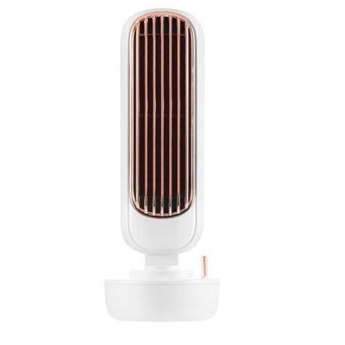 (WHITE) Humidifier Portable Mini Air Conditioner