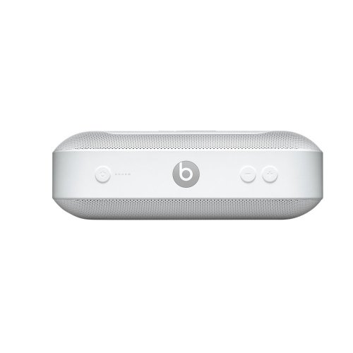 Beats by Dr. Dre White Beats Pill+ | ML4P2B Portable Wireless Speaker