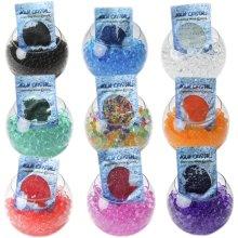 AQUA CRYSTAL Expanding Water Beads, Bio Gel Balls for Wedding Centrepieces & Vase Fillers