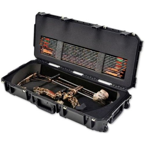 SKB Corp 3i-3614-PL SKB Corporation 3i-3614-PL i-Series Bow Case Black