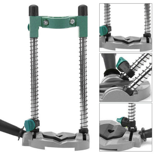 Adjustable Angle 45° Drill Guide Stand  Bracket for Electric Drill