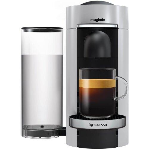 Nespresso by Magimix Vertuo Plus 11386 - Silver