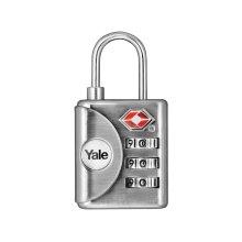 Yale Locks YALYTP132 32 mm TSA Combination Padlock