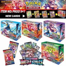 324Pcs Pokemon Cards TCG: Sword & Shield Darkness Ablaze Booster Box Collectible