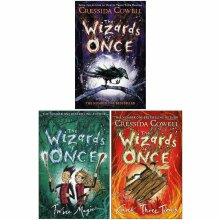 Cressida Cowell 3 Books Collection Set The Wizards of Once Series