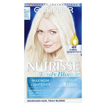 Garnier Nutrisse Truly Blondes D+++ Bleach Lightener Permanent Hair Dye