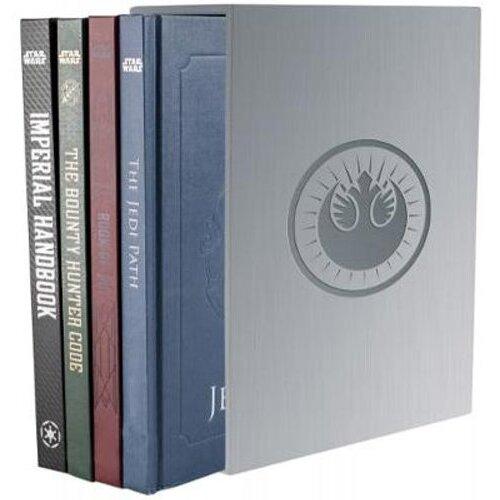 Star Wars: Secrets of the Galaxy Deluxe Box Set   Hardback