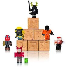 Roblox Mystery Figures Series 8 (One Figure Supplied)