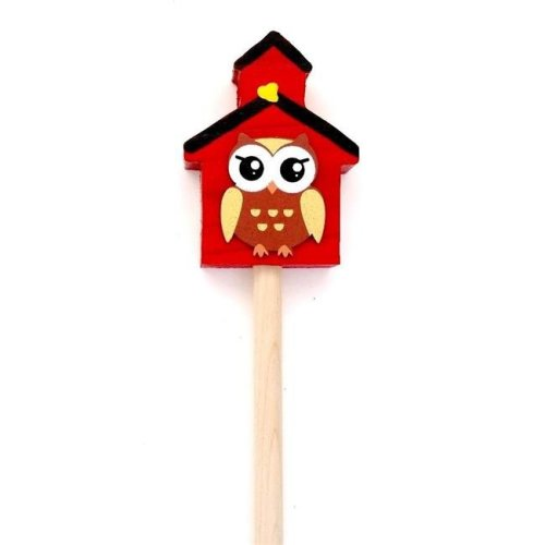 Suntex Teachers Gifts L.P.  Wooden Pointer With School - 18 in.