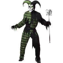 Evil Joker Costume for Adults