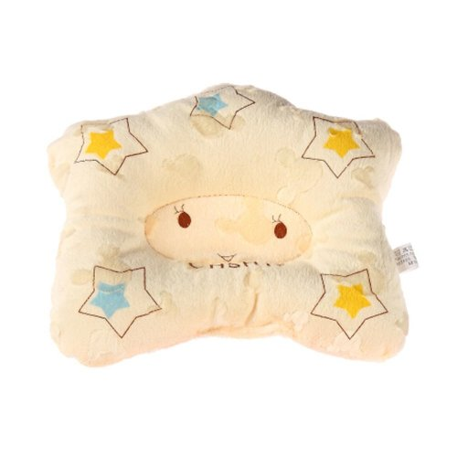 Cute Baby Infant Pillow Prevent Flat
