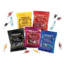 Jakemans Soothing Menthol Sweets Lozenges 100g