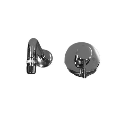 Mixer tap for washbasin A Wall With Handle A Stick