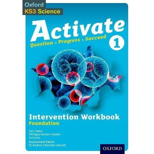 Activate 1 Intervention Workbook (Foundation)