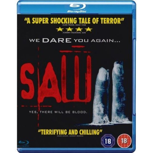 Saw II Blu-Ray [2009]