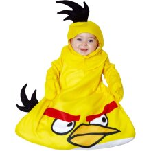 Yellow Angry Bird Infant Costume