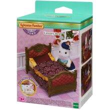 Sylvanian Families 5366 Luxury Bed, Multicolor