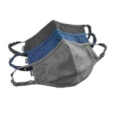 Cocoon Cotton Face Mask - Navy