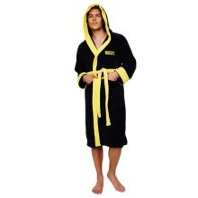 Rocky Italian Stallion Adult Fleece Dressing Gown Bathrobe