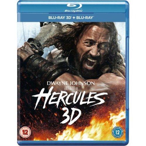 Hercules 3D+2D Blu-Ray [2014]