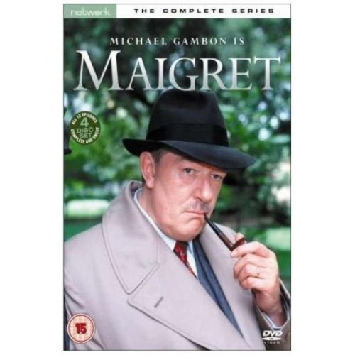 Maigret - The Complete Series DVD [2007]