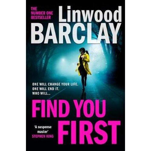 Find You First   Hardback